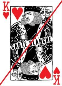carte-blanche-kaart